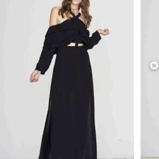 ISLA- Australian brand maxi dress