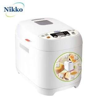 《NIKKO日光》全自動製麵包機NI-1327