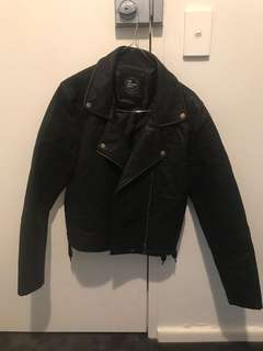 All About Eve - Pleather jacket NEVER WORN