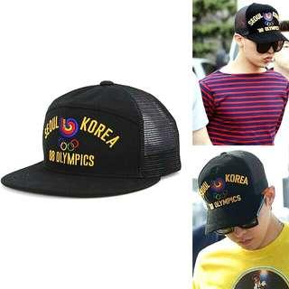 [INSTOCK] G-DRAGON SEOUL 88 OLYMPICS CAP/SNAPBACK