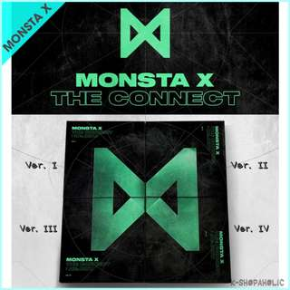 MONSTA X - 6th Mini Album ' THE CONNECT : DEJAVU '