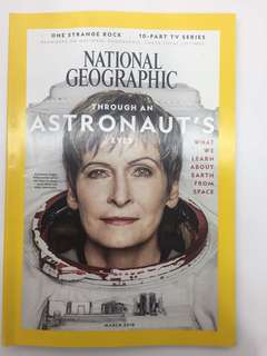 National Geographic (march 2018)