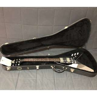 FOR TRADE! RARE NORMANDY ALUMINIUM BODY FLYING V!