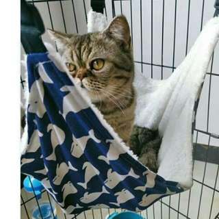 Cat Hammock hang swing bed