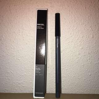 BNIB The Face Shop InkGel Pencil EyeLiner in Caviar Black