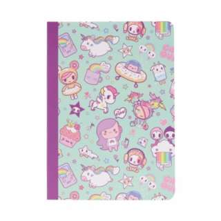 Tokidoki x iHasCupquake Soft Cover Notebook