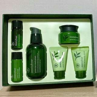 Innisfree Green Tea Seed Serum Special Set 6 items