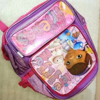 Kids Bagpack Disney Free Shipping MM
