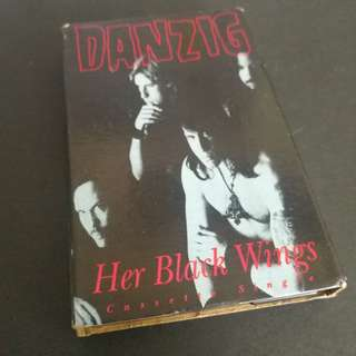 Danzig, Her Black Wings Cassette single
