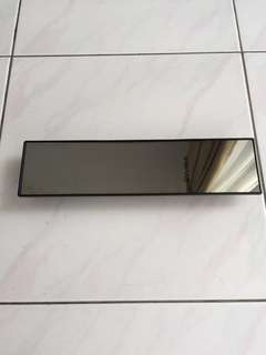 Car mirror ( 28 cm x 7 cm ) inter trust