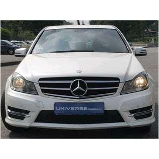 Mercedes-Benz C200 Saloon Auto Edition C