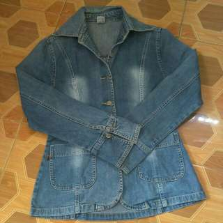 Jaket jeans carvil