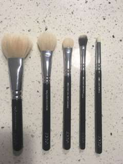 Zoeva Makeup Brush Bundle