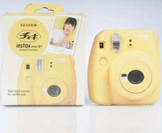 Fujifilm Instax Mini 8+ (HONEY)