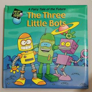 Buku the three little bots