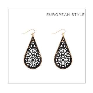 Karette Embellished Earrings