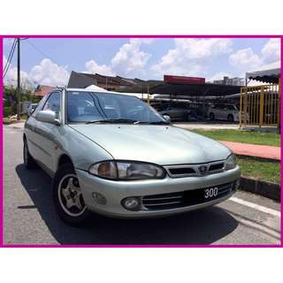 2000 Proton Satria 1.3 (M) ORIGINAL CONDITION