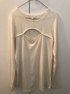 Witchery Wool long sleeve top