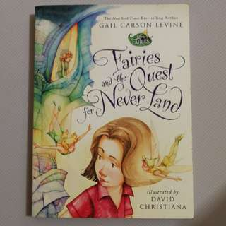 Buku fairies and the quest for neverland