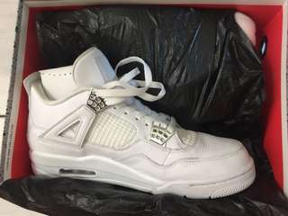 Air Jordan 4 Retro Pure White