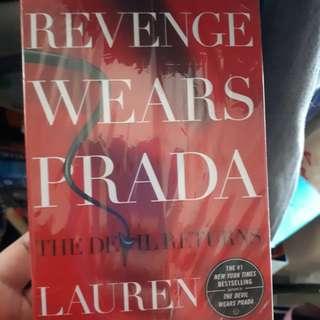 Revenge Wears Prada sequel to Devil Wears Prada