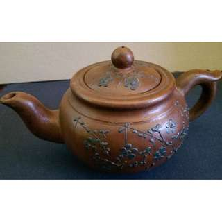 Old yixing teapot for sale
