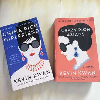 Crazy Rich Asians & China Rich Girlfriend