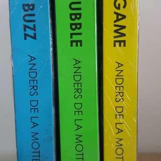 Game Trilogy by Andres De La Motte