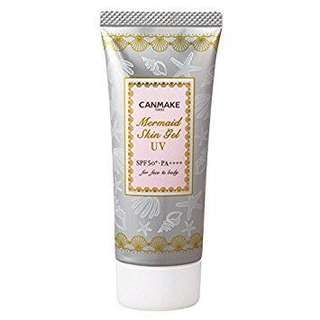 BNIB Canmake Mermaid Skin UV Gel