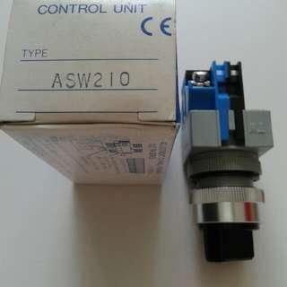 IDEC selector switch ASW210