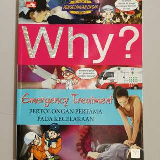 Buku why? Emergency treatment
