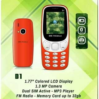 Back Up Phone/BS Mobile Basic Phone