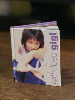梁詠琪 Gigi 小相集歌詞本 初出道 Yes!