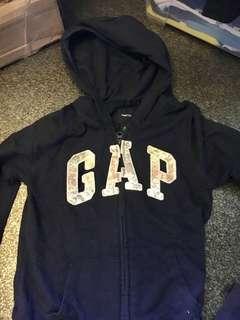 Gap Dark Blue Unisex Jacket/Sweater for kids