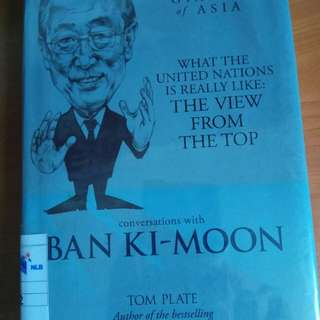 Conversations with ban ki moon