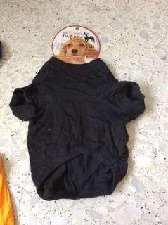 Dog t-shirt medium size