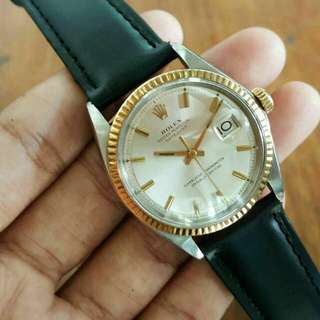 Jam tangan rolex vintage original