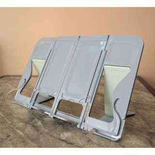 Book Stand (Portable, Adjustable, Foldable Compact)