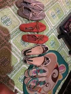 Random old shoes