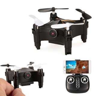 TKKJ L602 Drone - Camera, FPV View, Smartphone Support, Altitude Hold, Compact And Lightweight (CVAIA-G888)