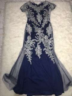 Navy (Gown)