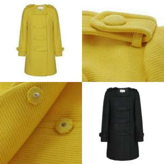 Hello Stylish Wool Coat!