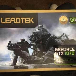 Leadtek GTX 1070 Founder edition