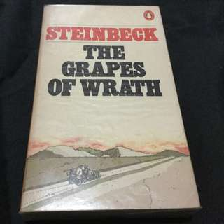 STEINBECK - The Grapes of Wrath
