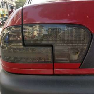 WIRA SMOKED TAIL LAMP 100% ORI