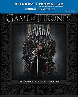 Game of Thrones Blu Ray (S1-5)