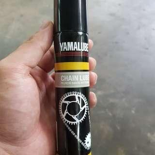 Genuine Yamaha chain Lube instock x2