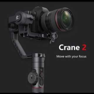 Zhiyun crane 2 gimbal (We Are Distributor)