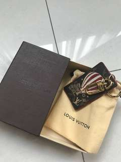 Louis Vuitton keychain special edition