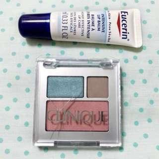 Clinique + Eucerin Makeup Bundle
